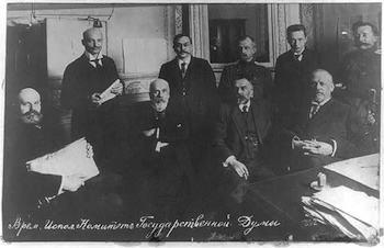 February Revolution, Temporary Executive Committee of the Duma, Provisional Government