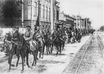 Red Army, Russian Civil War, Red Cavalry